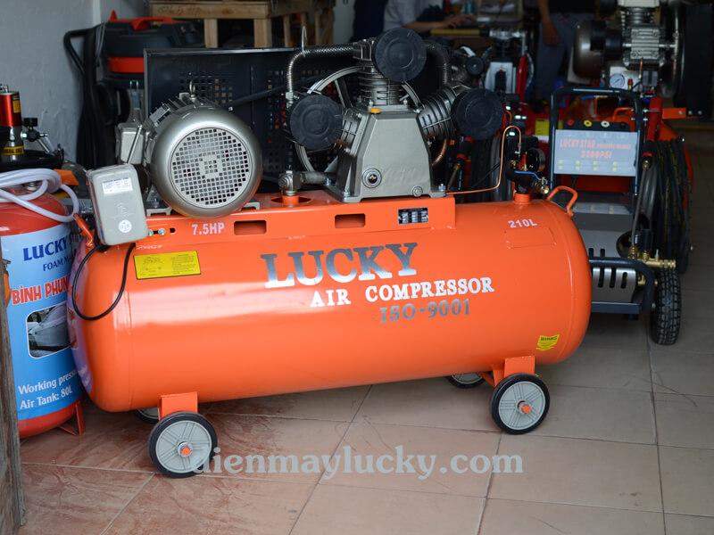may-nen-khi-7-5-hp-210-lit-lucky