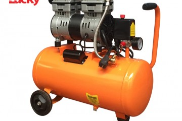 Làm sao để phân biệt máy nén khí có dầu và không dầu?