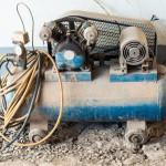 5 sai lầm từ việc mua máy bơm hơi cũ giá rẻ!