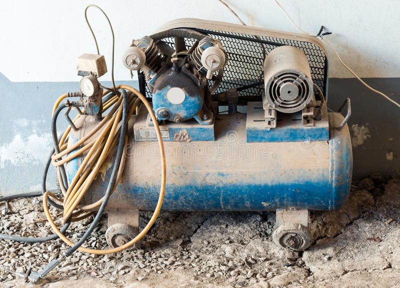 mua máy bơm hơi cũ giá rẻ