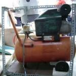 máy nén khí mini nhật bãi