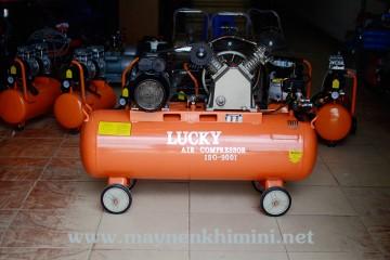 Các thành phần cơ bản và thông số máy nén khí piston