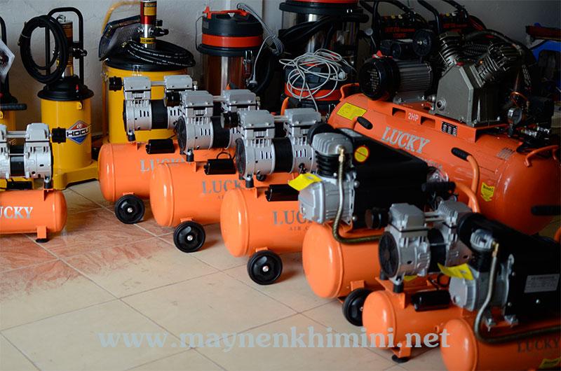 máy nén khí công nghiệp