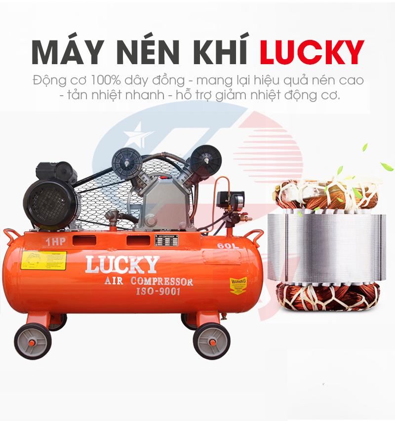 Máy bơm khí nén công nghiệp Lucky 170L - 5,5HP - máy bơm hơi 8kg Lucky, TOP 7 máy bơm hơi 8kg tốt bán chạy nhất năm 2018!, giá máy bơm hơi 8 kg, máy bơm hơi 12kg, máy bơm hơi 8kg giá bao nhiêu, máy bơm hơi 8kg puma, máy nén khí mini, máy nén khí puma, máy nén khí lucky, máy nén khí puma 8kg, máy nén khí tphcm