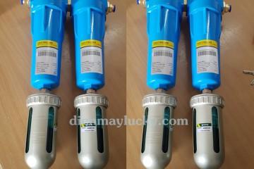 Khác biệt của bộ lọc tách nước máy nén khí công nghiệp Lucky