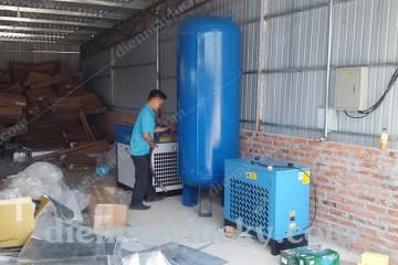 Tính toán thiết kế đường ống khí nén|Tiêu chuẩn đường ống khí nén