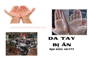 Những lưu ý khi lựa chọn hóa chất tẩy rửa xe máy kết hợp rửa ô tô