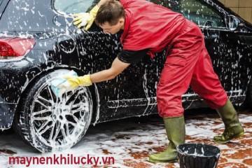 Có thực sự cần thợ rửa xe cho tiệm rửa xe?