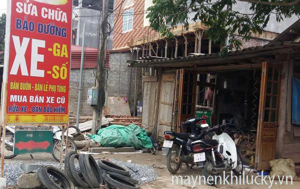 Thủ tục mở cửa hàng sửa chữa xe máy