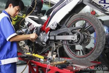 Kinh nghiệm mở cửa hàng sửa chữa xe máy cho người mới bắt đầu