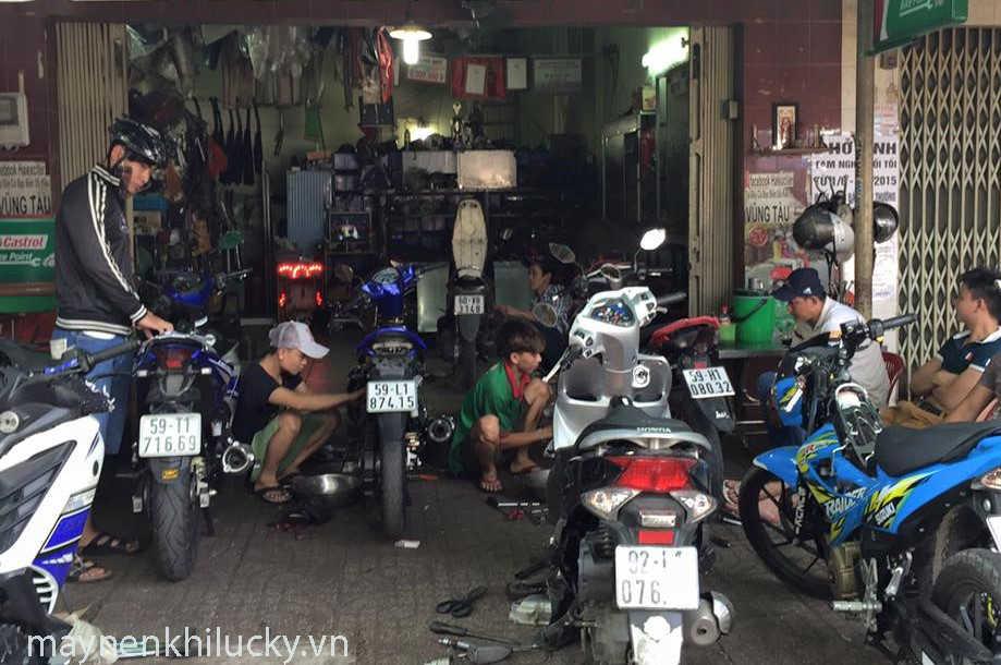 bộ đồ nghề sửa xe máy