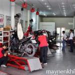Băn khoăn của bạn: Mở tiệm sửa xe máy cần bao nhiêu vốn?