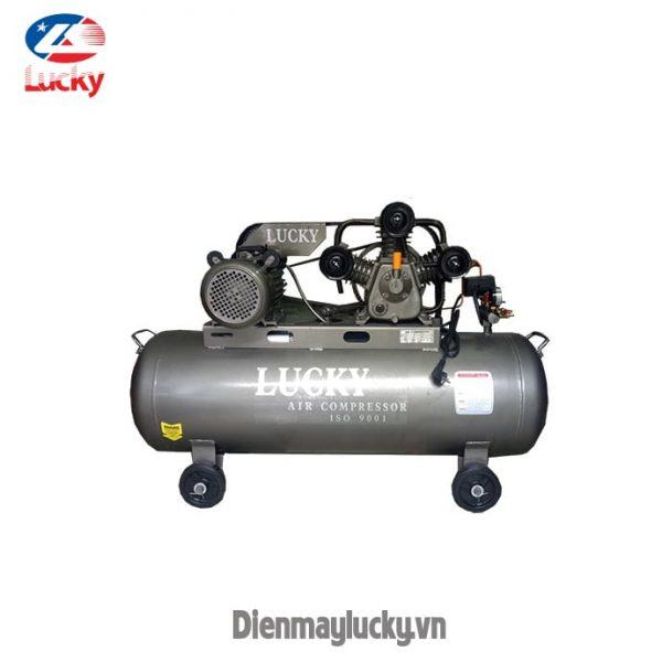 Máy nén khí công nghiệp Lucky 150 LÍT 4HP 220V (anh bìa)-min