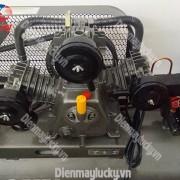 Máy nén khí công nghiệp Lucky 150 LÍT 4HP220V (4)-min