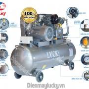 Máy nén khí công nghiệp Lucky 2 cấp 150 LÍT 5 (2)-min