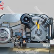 Máy nén khí công nghiệp Lucky 2 cấp 150 LÍT 5 (5)-min